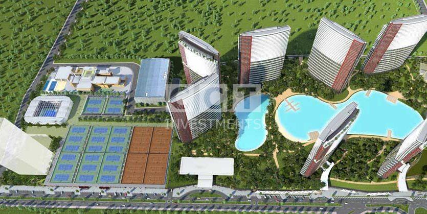 Kozapark Site Plan