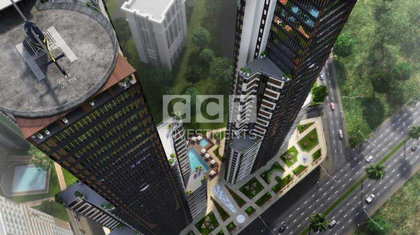 Esenyurt Towers