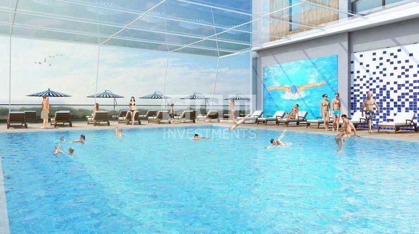 Esenyurt Project Swimming Pool