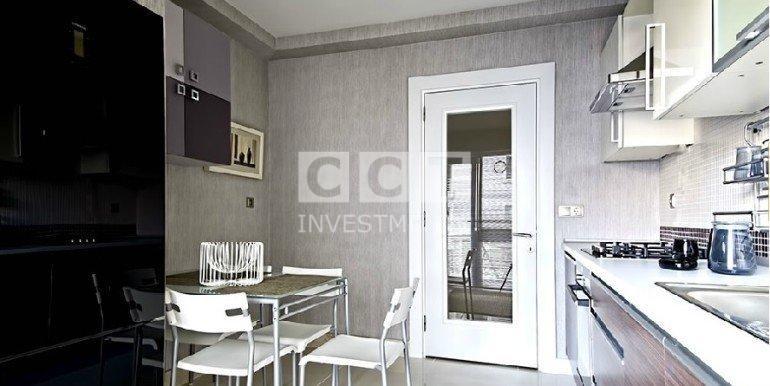 Esenyurt Apartment Kitchen