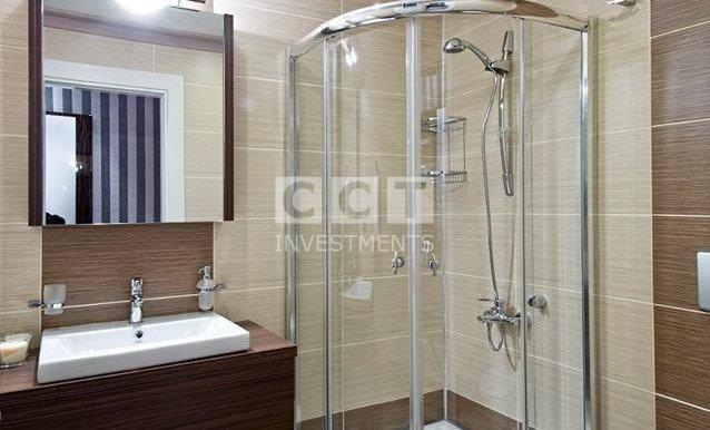 Esenyurt Apartment Bathroom