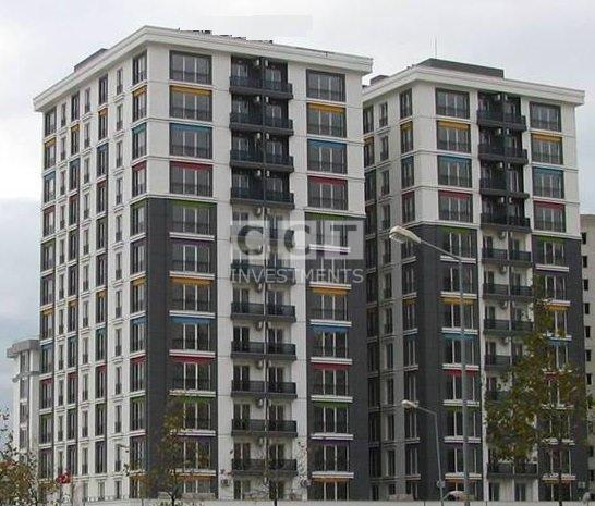 Beylikduzu Completed Apartment Building