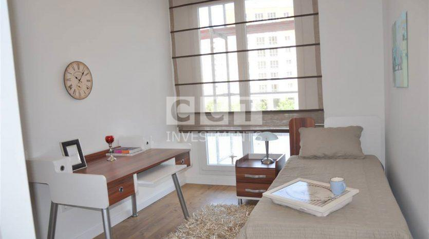 Beylikduzu Flat Bedroom