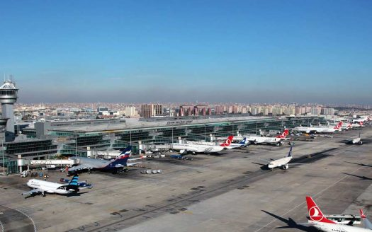 Istanbul Third Airport Visual