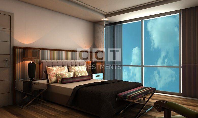 Maltepe Project Bedroom