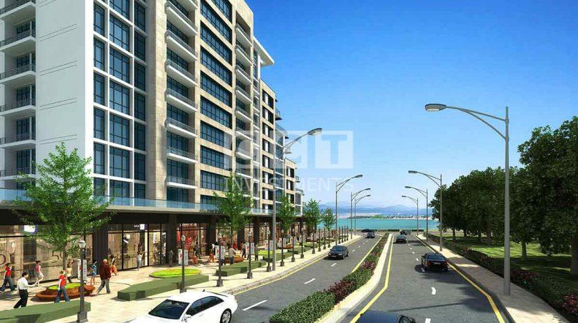 Buyukcekmece Project Commercial Areas