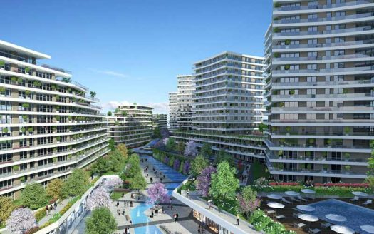 Project Landscaping in Bahcesehir