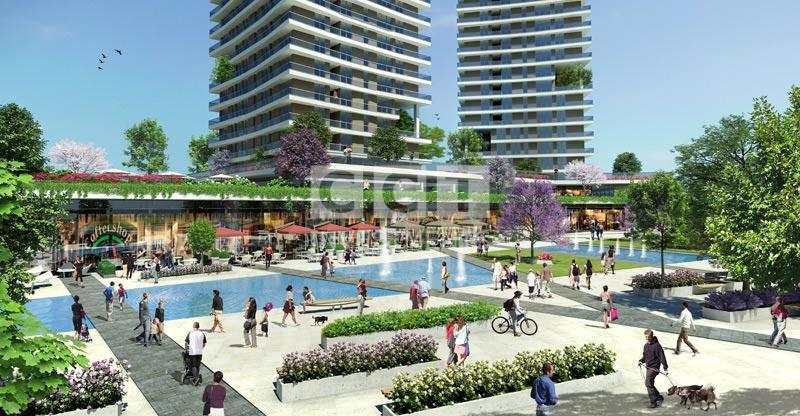 Landscaping of Bahcesehir Project