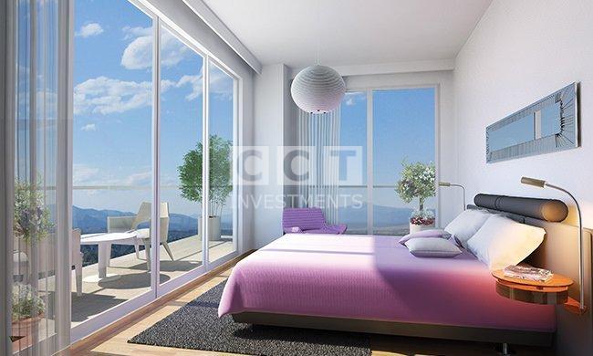 Bahcesehir Residence Bedroom