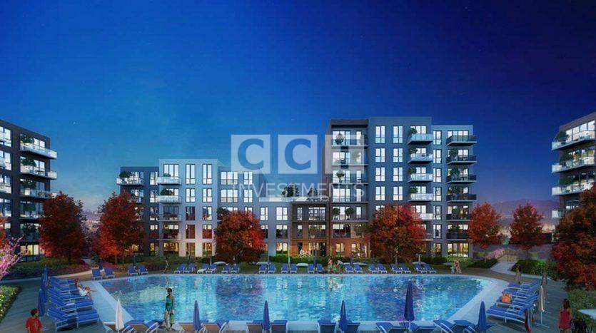Seyrantepe Apartments