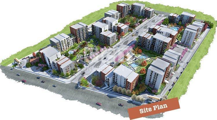 Seyrantepe Compound Site Plan