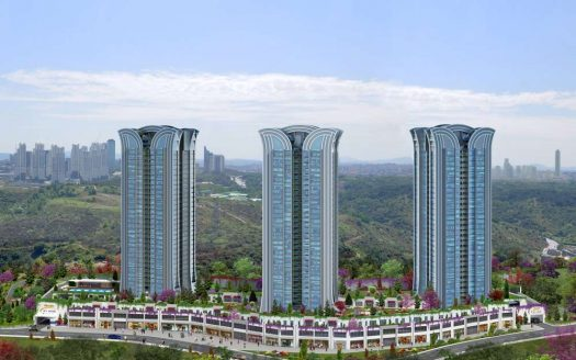 Maslak apartments for sale picture
