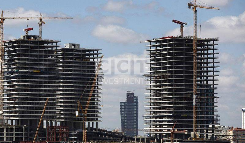 Istanbul Launching Project Construction