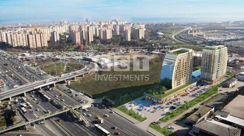 commercial project in atakoy for sale image