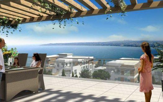 Buyukcekmece Sea View Property