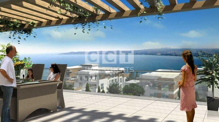 Buyukcekmece Sea View Property
