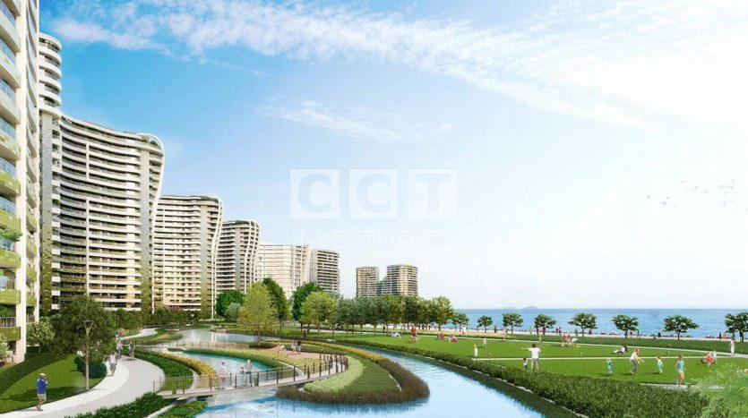 sea view project in Atakoy image