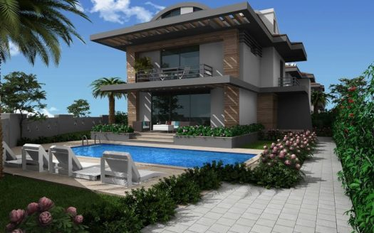 Villa project for sale in Fethiye image