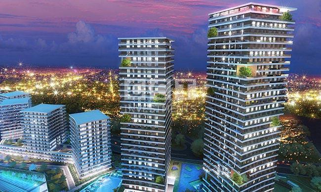 New Concept Project in Bahcesehir