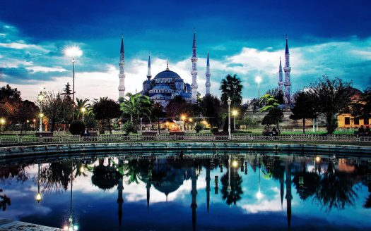 Istanbul Beautiful Mosque
