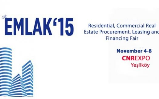 Turkish real estate exhibition november 2015