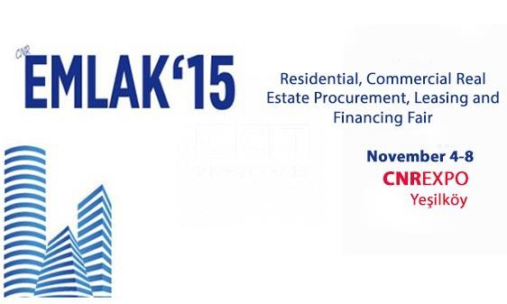 Turkish real estate exhibition november 2015