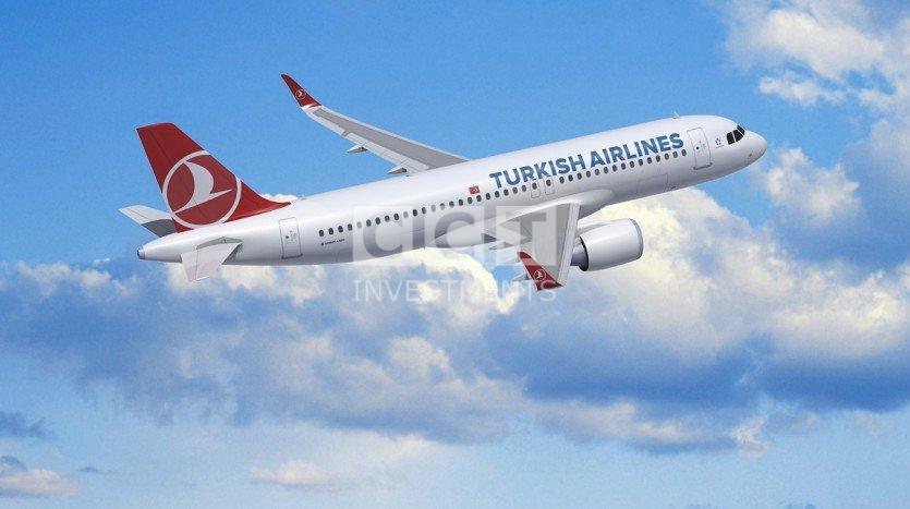 صورة الخطوط الجوية التركية