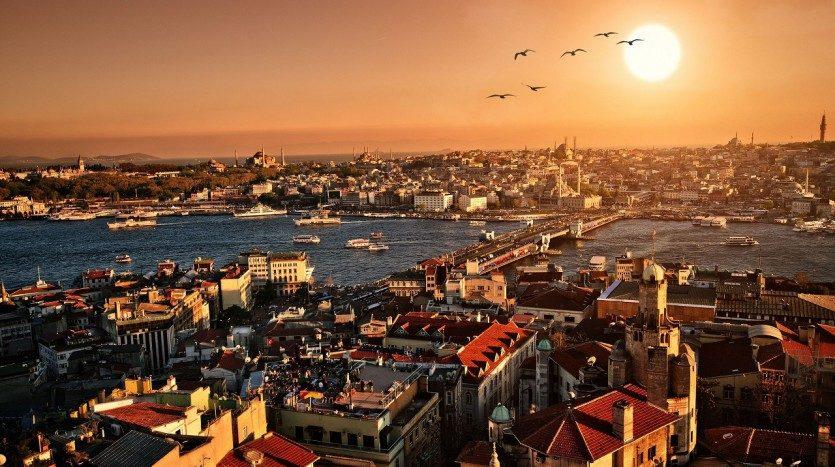 صورة السياحة و الاقتصاد في تركيا