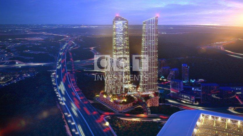 تطوير مشروع سكني-تجاري-فندق صورة