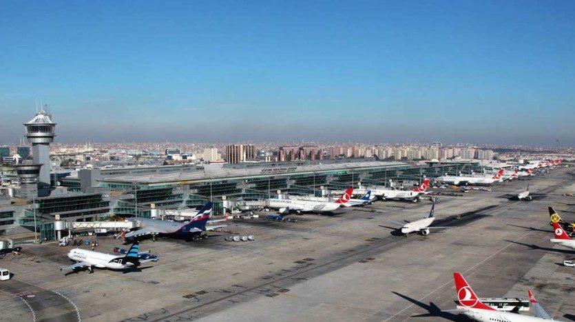 مطار اسطنبول الثالث صورة