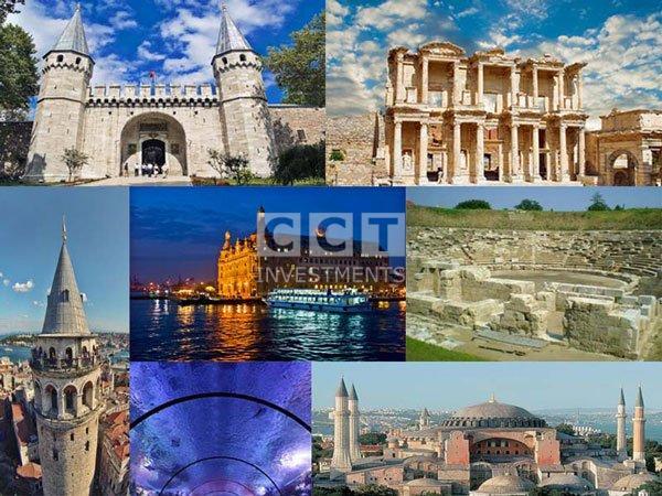 7 attractive prominent landmarks in Turkey
