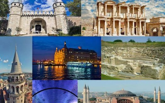 7 معالم تجذب الأنظار في تركيا صورة