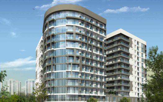 صورة شقة سكنية جاهزة في هالكالي