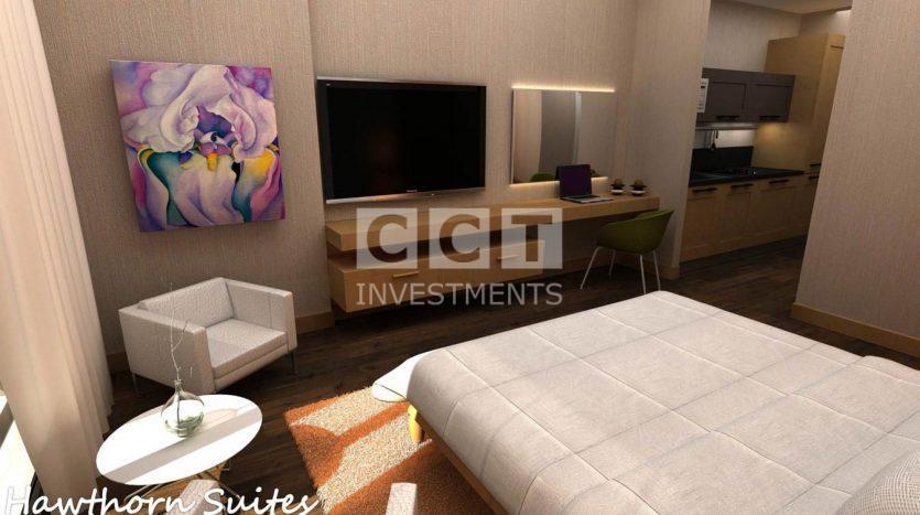 hotel apartmetns in wydham hotel image