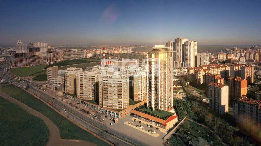 apartments in bahcesehir image