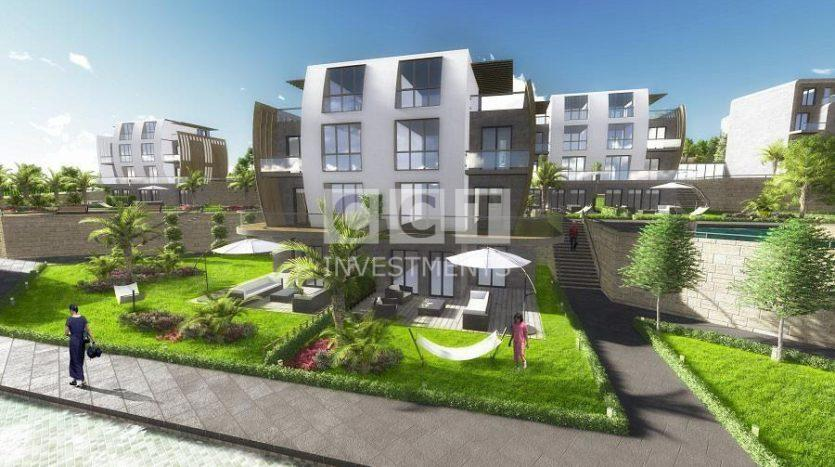 completed apartments in yalova image