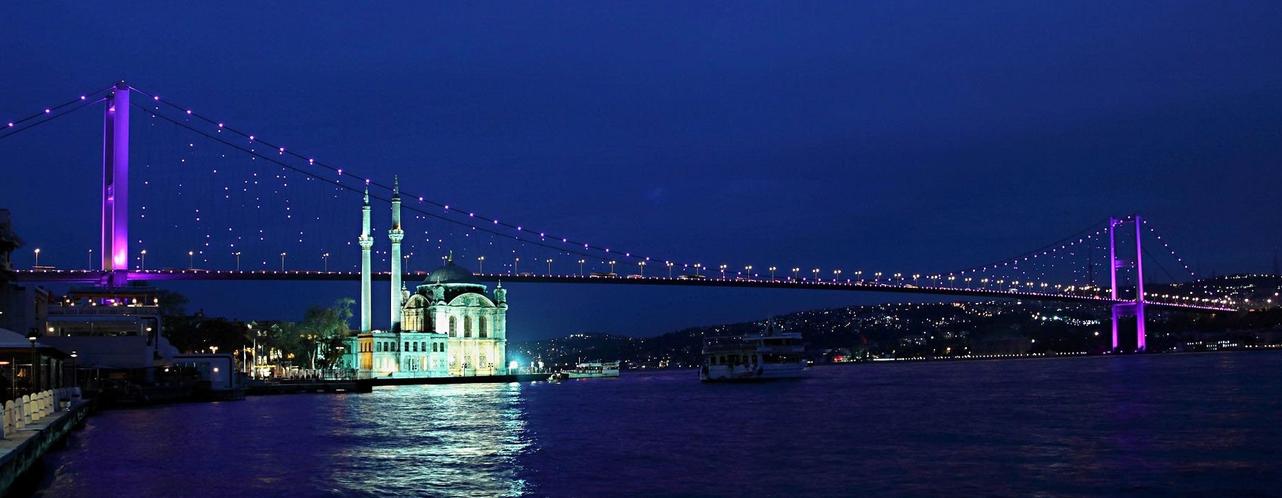 Bosphorus Bridge View