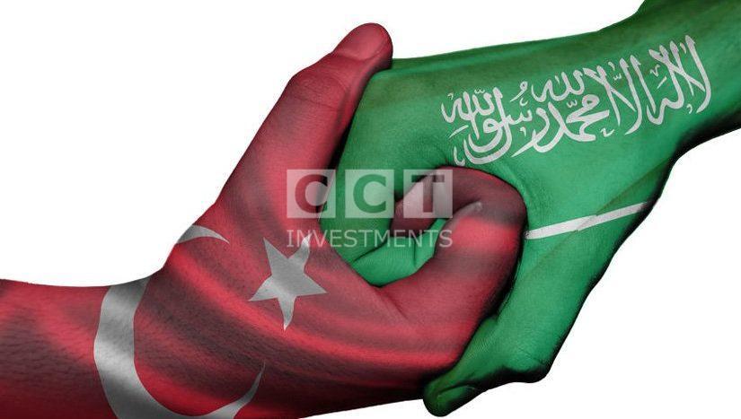 Turkey's target in Saudi Arabia investments photo
