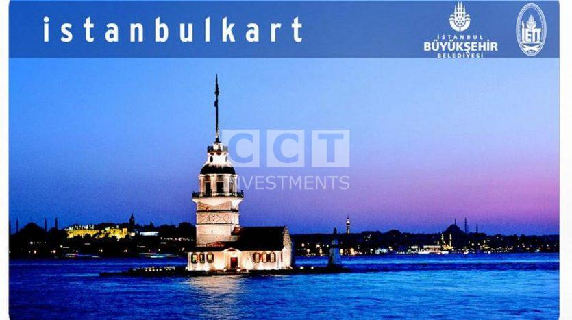 Istanbul card image