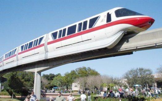القطار الهوائي في اسطنبول صورة