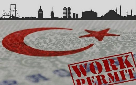 work permit in turkey image