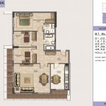 Beylikduzu 3+1 Floor Plan