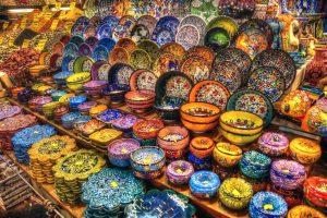 Egyptian market image