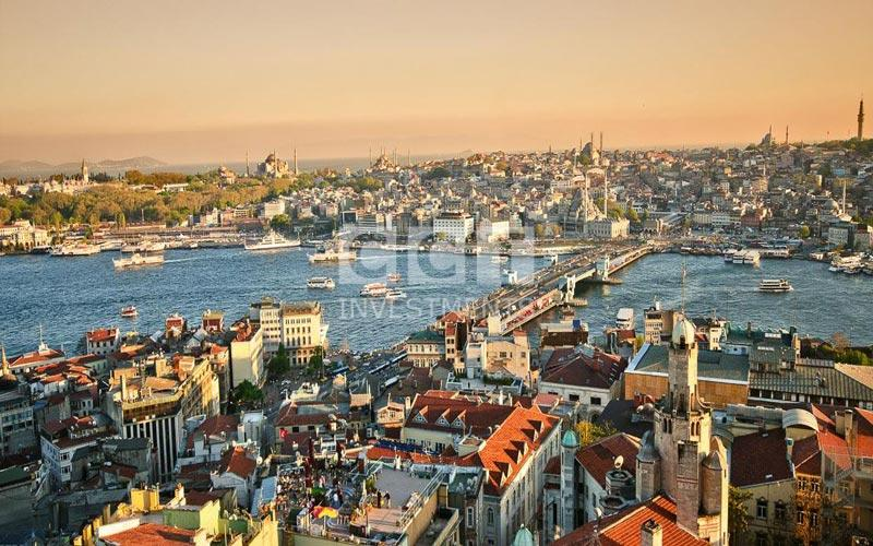 Istanbul city image