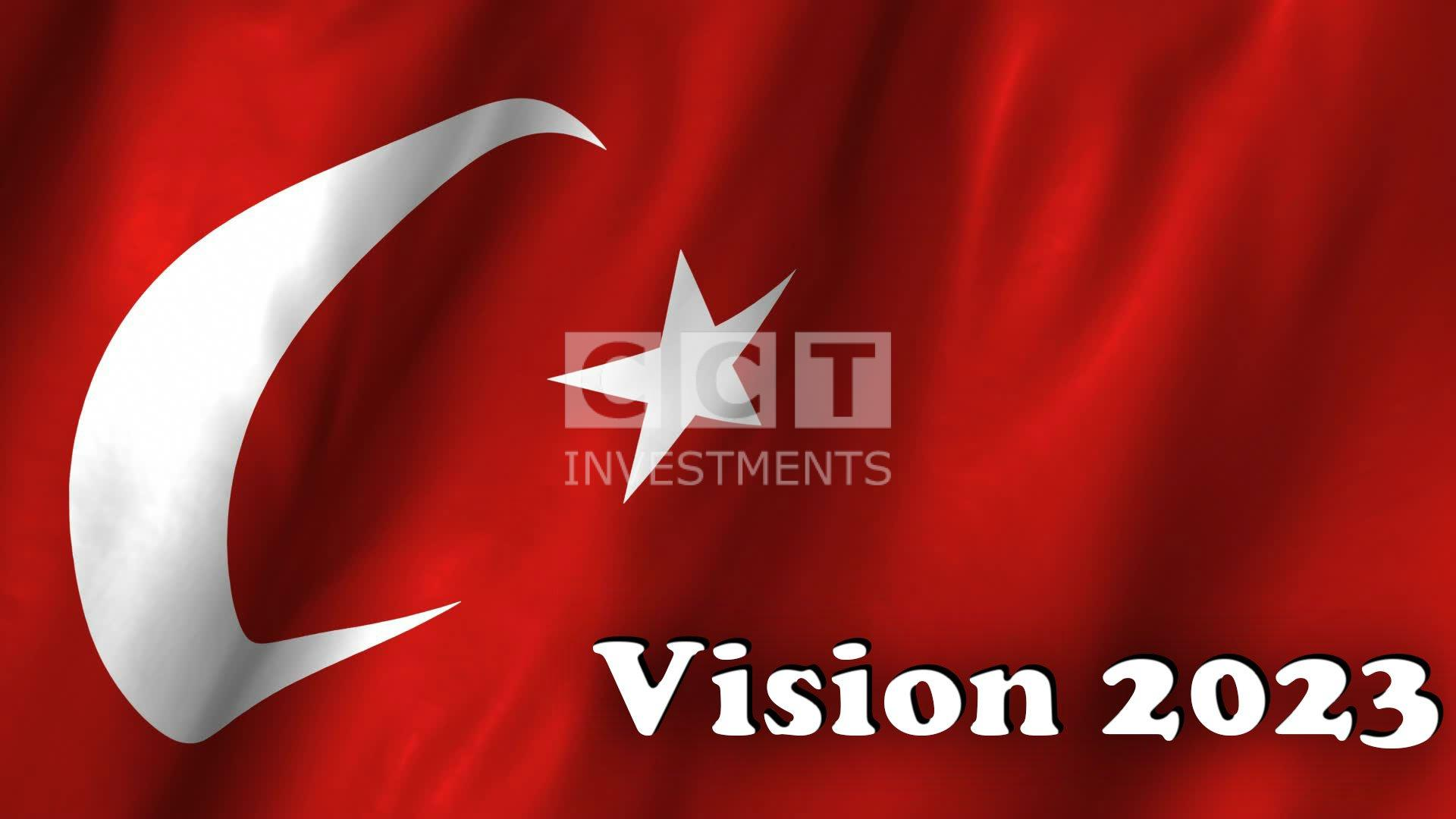 Turkey's 2023 vision image