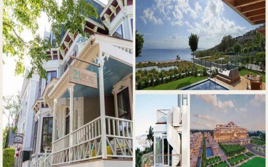 World's Best Luxurious Hotels image