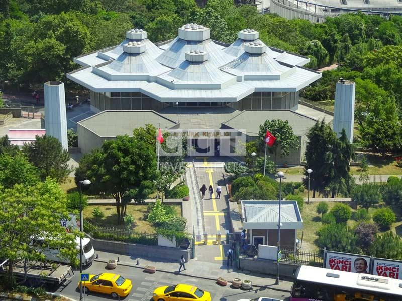Ataturk Library Image