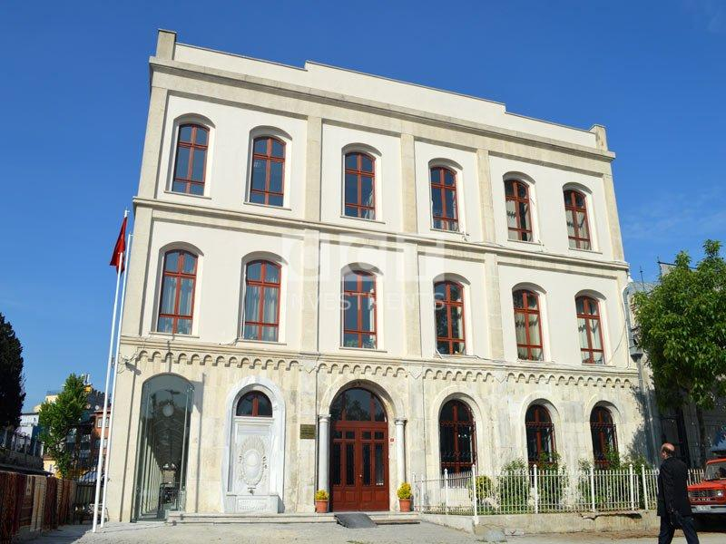 Beyazit Library Image