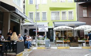 Breakfast-Street-in-Besiktas photo