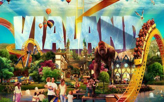Vialand enternatinment park image